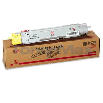 XEROX PHASER 6250 TONER CARTRIDGE YELLOW 4K